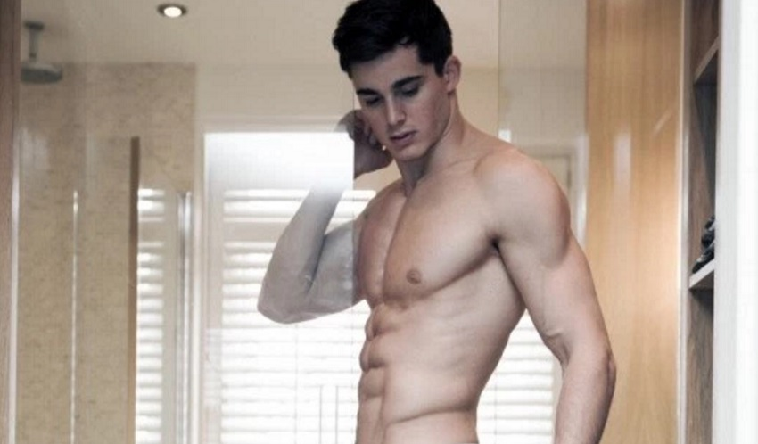 Pietro Boselli May Have Just Accidentally Exposed His D In Seductive Nude Photo Shoot